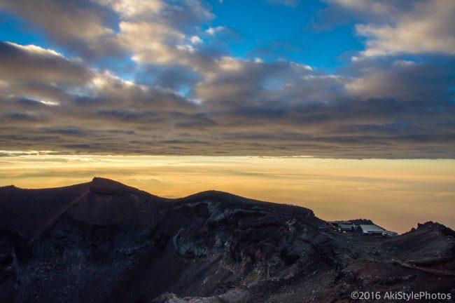 富士山(3,776m)登山情報と