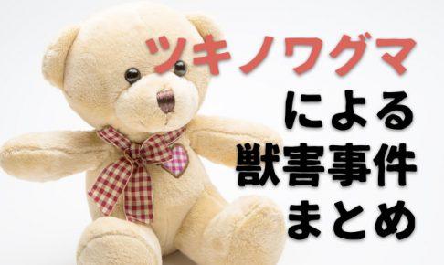 ヒグマによる獣害事件まとめ。熊の怖さを再確認しよう!