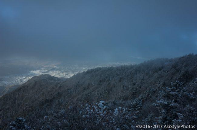 富士山が見えなくては意味がない!?三ツ峠山の樹氷を狙った結果
