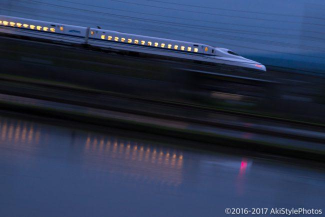 富士山ドクターイエロー撮影記Part8 辿り着いた動感の表現方法