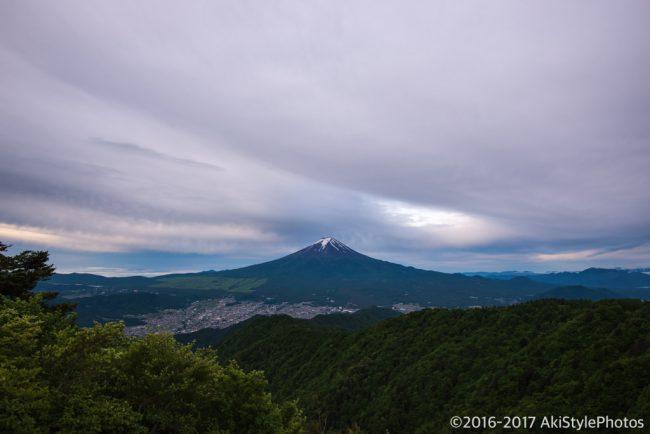 季節モノに疎い僕が撮影した富士山6月まとめ。紫陽花とかホタル