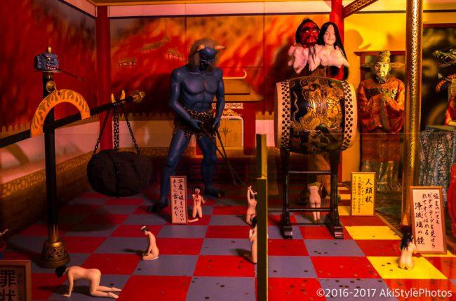 あの世のテーマパーク!伊豆極楽苑で死後の世界を観光しよう