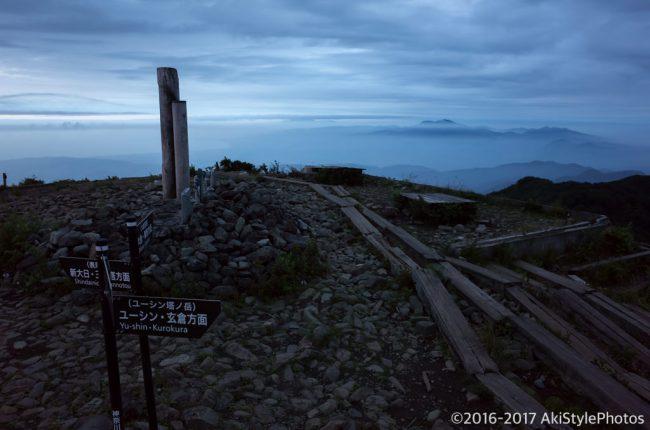 登頂スタンプラリー途中経過!塔ノ岳、鍋割山、丹沢山を歩いてきた
