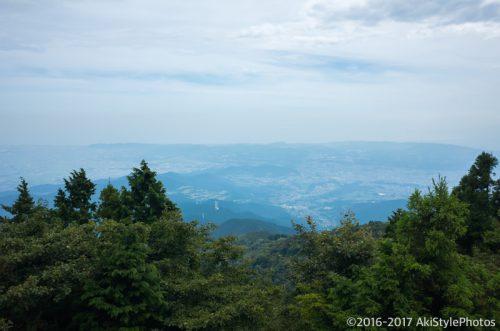 大山をケーブルカー無しで登山。標高1,252mで相当バテた理由