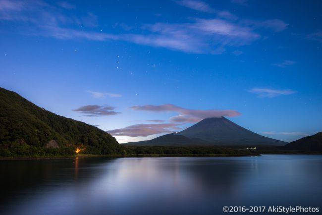 またしても虹のアーチを撮り逃す。台風一過の快晴と久しぶりの富士山撮影