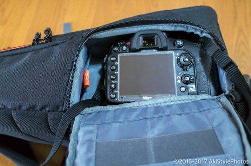 K&F Conceptのカメラバッグ【KF13.050】6つの便利ポイントと使用レビュー