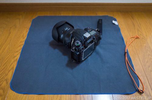 モンベルのカメラップ