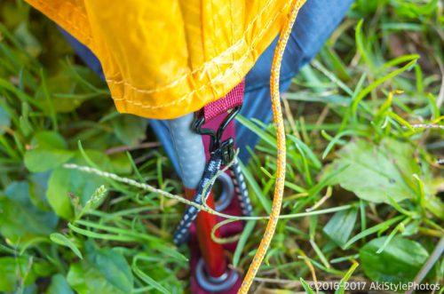 テント設営を練習してみた!モンベル ステラリッジテント1型