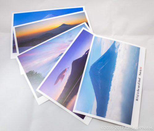 自作ポストカードの作成方法まとめ。印刷業者とデータ入稿の話