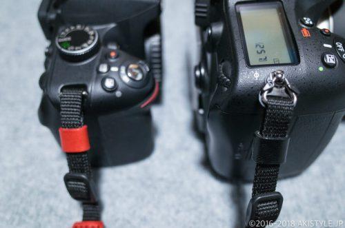 一眼レフカメラ用ハンドストラップ