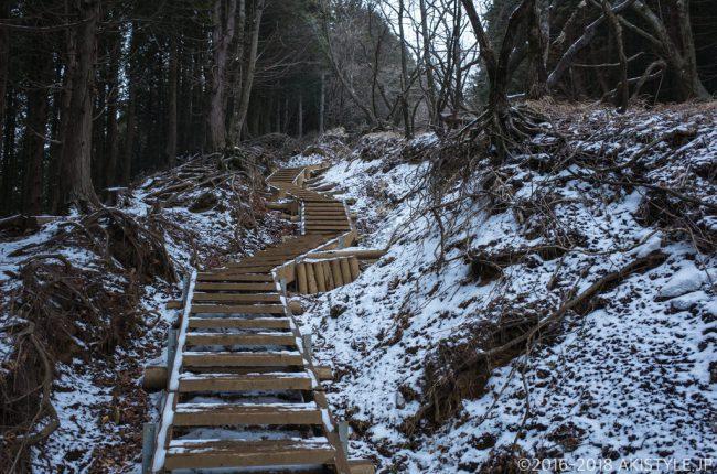 塔ノ岳、バカ尾根ルート