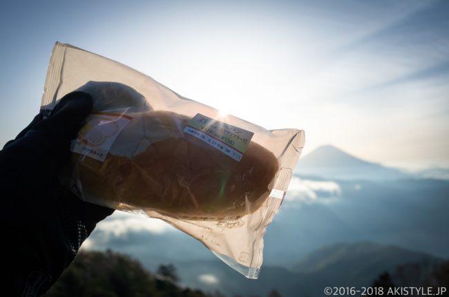 雲海と富士山を見れた!トレーニングを兼ねて七面山を登ってきました