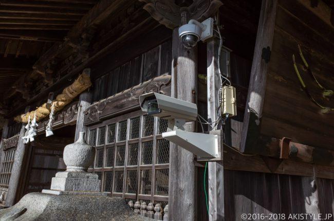 七面山のライブカメラ