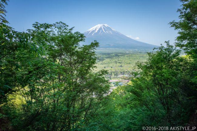 林道竜ヶ岳線