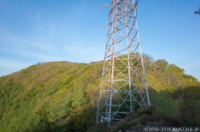 御坂山の鉄塔