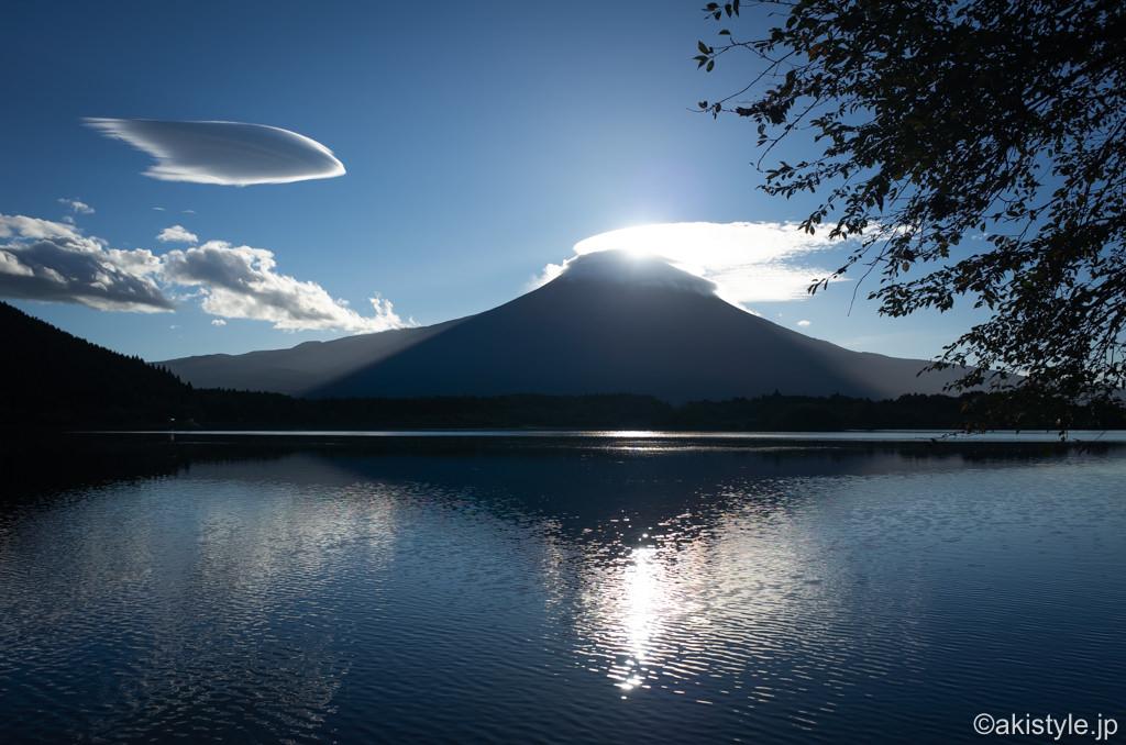 平成最後の田貫湖ダイヤモンド富士