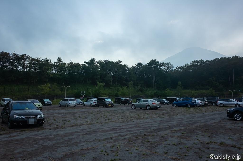 須走多目的広場駐車場