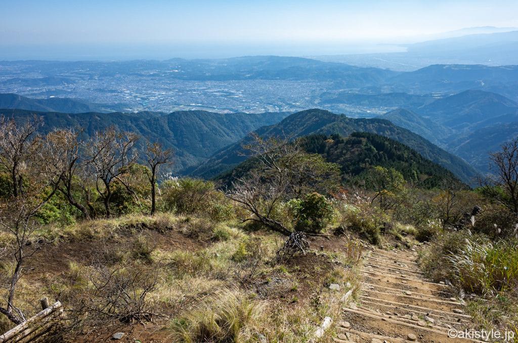 塔ノ岳登山