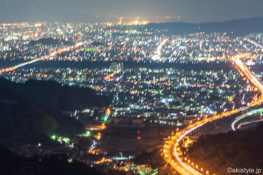 夜景撮影とブレ