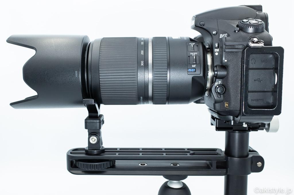 ベルボン SPT-1 レンズサポート