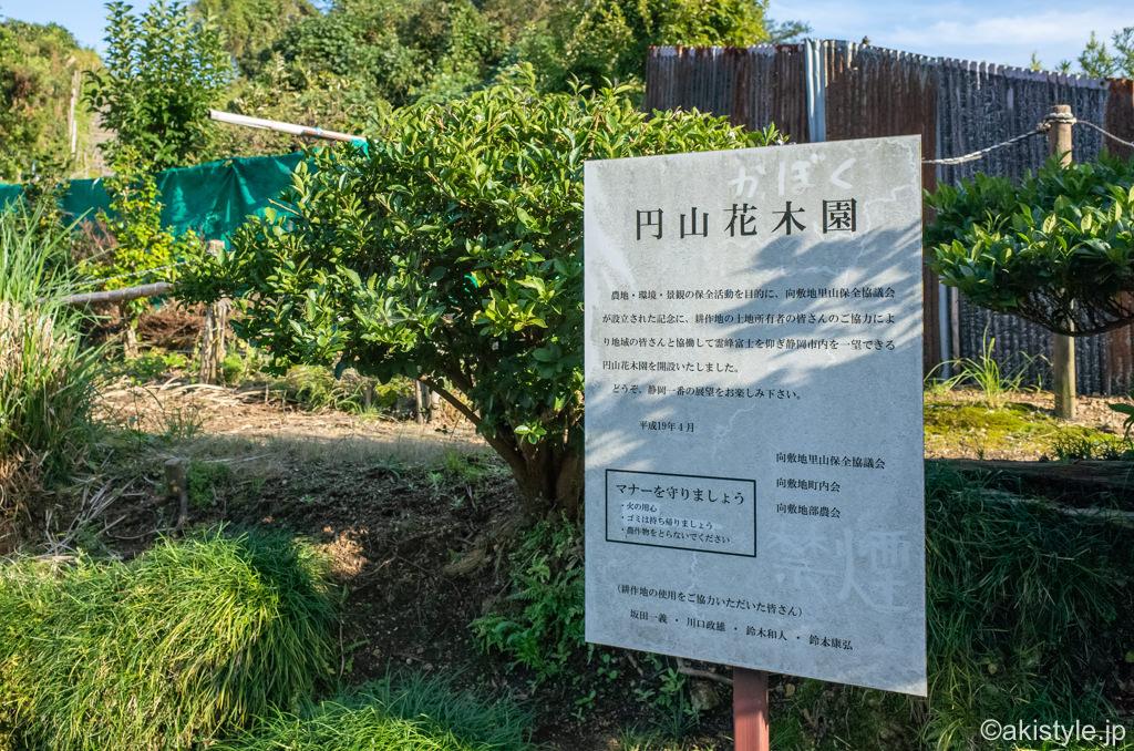 門山花木園