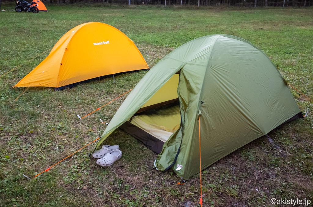 登山用テント