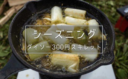 ダイソー300スキ
