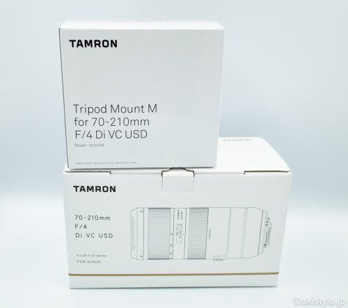 TAMRON A034三脚座