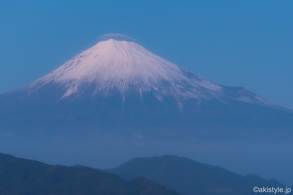 富士山とトゥインクル・スター