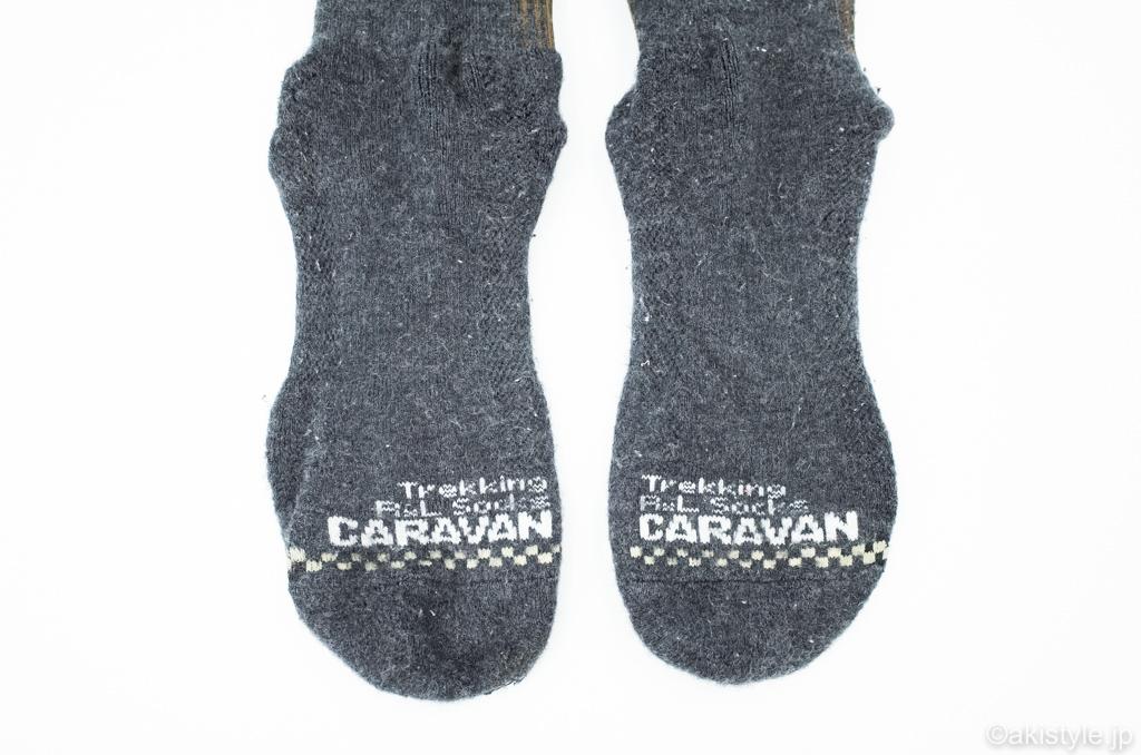 キャラバン靴下