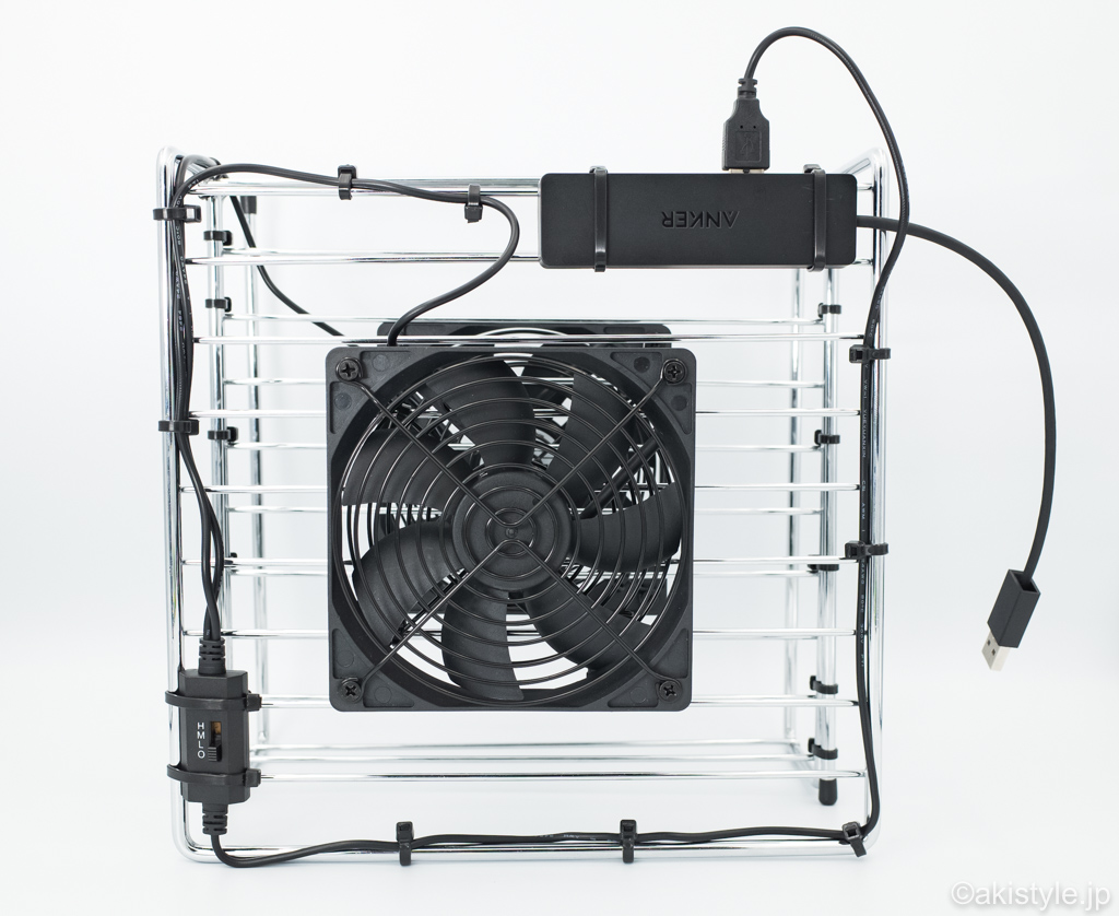 Mac mini冷却台