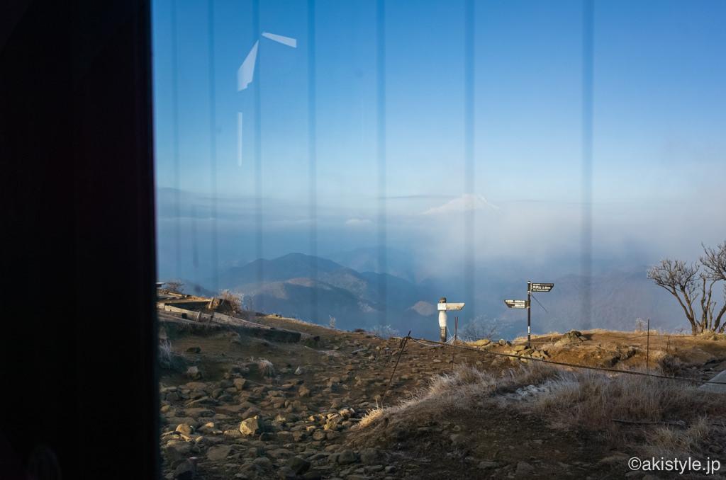 塔ノ岳の尊仏山荘