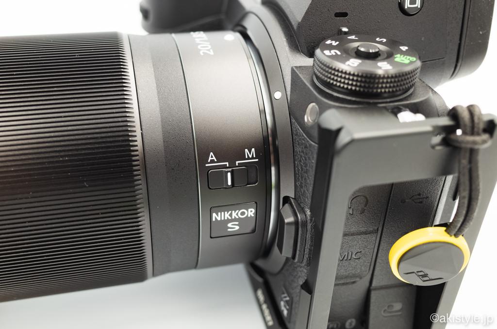 NIKKOR Z 20mm F1.8