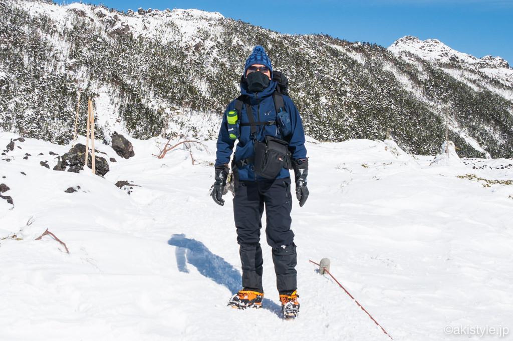 雪山装備2021